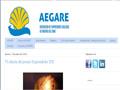 Web de AEGARE