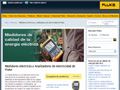 Medidores De Potencia | Analizador De Potencia - Fluke